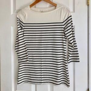 Merona 3/4 Sleeve Jersey Shirt